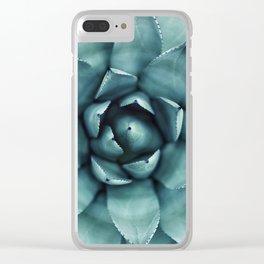 succulents Clear iPhone Case