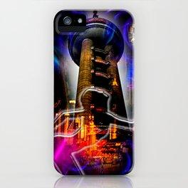 Asia World 20 iPhone Case