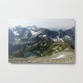 Sahale Arm Metal Print