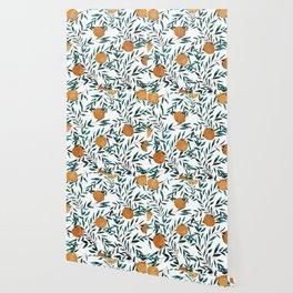 Mandarins Wallpaper