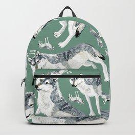 Totem Alberta Wolf Backpack