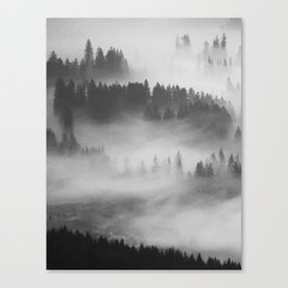 Everything Turns Gray #society6 Canvas Print