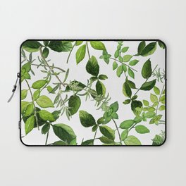 I Never Promised You an Herb Garden Laptop Sleeve