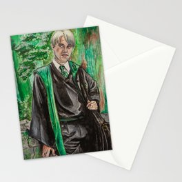Draco Malfoy Stationery Cards