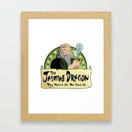The Jasmine Dragon Framed Art Print