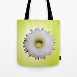 Night-Blooming Cereus Tote Bag