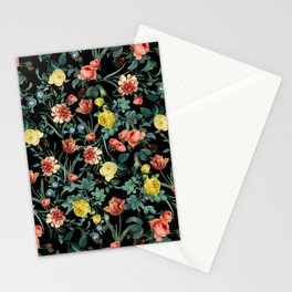 NIGHT FOREST XV Stationery Cards