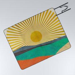 hope sun Picnic Blanket