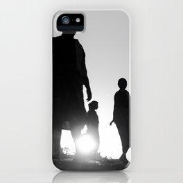 Lombok women iPhone Case