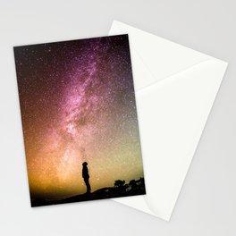 Spiral Jetty Sky Stationery Cards