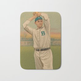Vintage Backyard Baseball Player - Bell Brooklyn Badematte