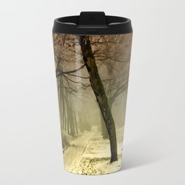 Cold Tranquility Travel Mug