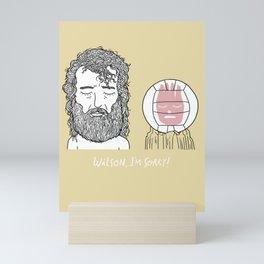 W Mini Art Print