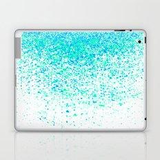 sparkling mint Laptop & iPad Skin