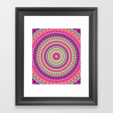 MANDALA DCXXX Framed Art Print