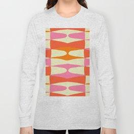 Zaha Sixties Long Sleeve T-shirt