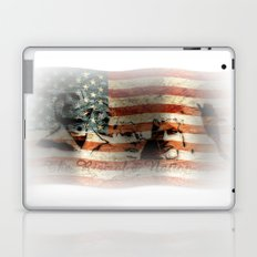 The Rise of a Nation Laptop & iPad Skin
