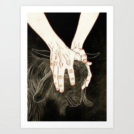 At One Art Print