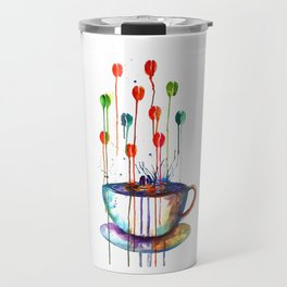 Coffee Splash Travel Mug