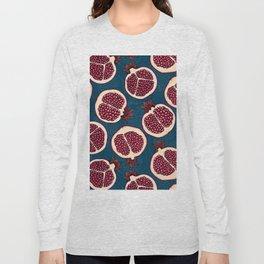Pomegranate slices Long Sleeve T-shirt
