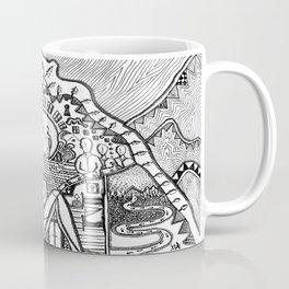 'La montaña mágica' de Thomas Mann Coffee Mug