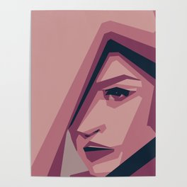 Beauty - minimal Poster