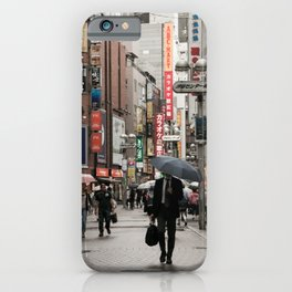 Shibuya 0815 iPhone Case