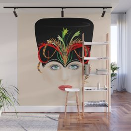 Fascinators: Cossak Wall Mural