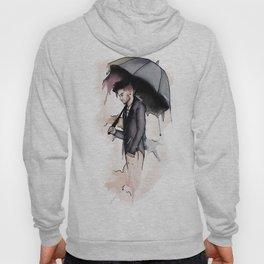Rainy Watercolor Zayn Hoody