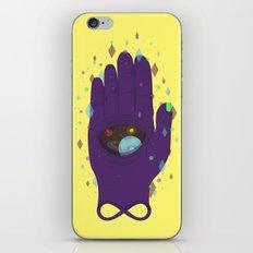 Infinity's Hand iPhone & iPod Skin