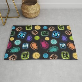 Gemstones Rug