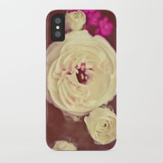 Somewhere in Time iPhone X Slim Case