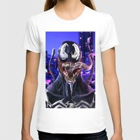 venom T-shirts featuring VENOM by corverez