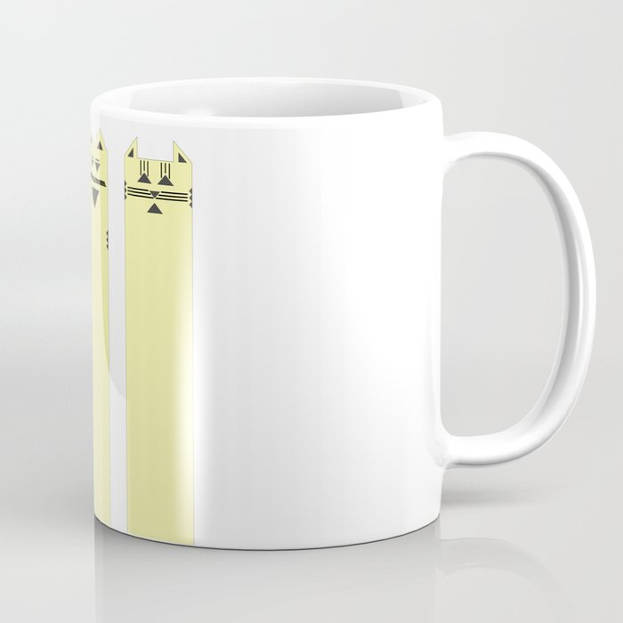Long Cats Coffee Mug