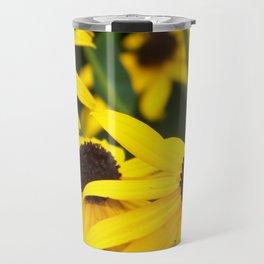 Sunny Blackeyed Susan Travel Mug