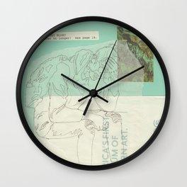 wonder no longer ! Wall Clock