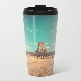 Devil's Tower National Monument Wyoming Travel Mug
