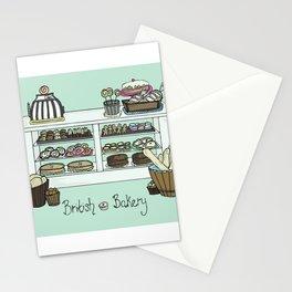 British Bakery Stationery Cards