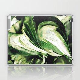 Hosta Hugs Laptop & iPad Skin