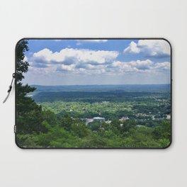 Scenic overlook of Hot Springs Arkansas Laptop Sleeve