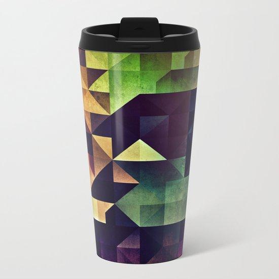 3YM Metal Travel Mug