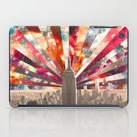 city iPad Cases featuring Superstar New York by Bianca Green