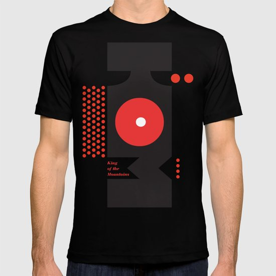 King of the Mountains, Abstract 1 T-shirt