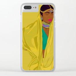 Galat baat hai Clear iPhone Case