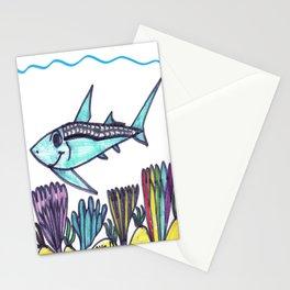 Key West Tarpon Stationery Cards
