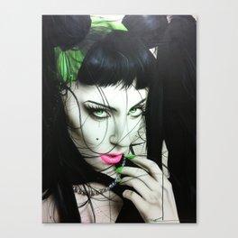 'GaGaIV' Canvas Print