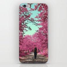 Take a Walk iPhone & iPod Skin