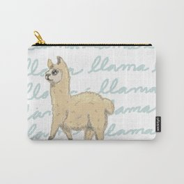 Llama Be My Best Carry-All Pouch