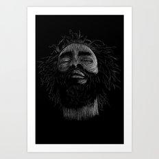Burning Spears Art Print