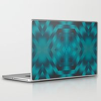 native Laptop & iPad Skins featuring Native by Erica Anderson